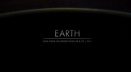 time lapse video tierra nasa Asombroso video de la tierra desde el espacio