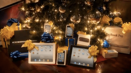 9 excelentes tiendas en línea para comprar tus regalos de Navidad - Apple-navidad