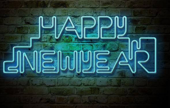 Wallpapers de Año Nuevo 2012 - Happy-New-year-street