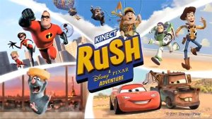Kinect Rush: a Disney Pixar Adventure llegará para marzo