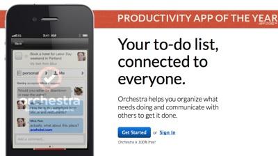 Aplicaciones útiles para sobrevivir esta navidad y año nuevo - Orchestra-Your-to-do-list-connected-to-everyone.