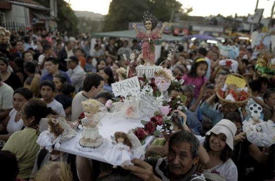 ¿Por qué se celebra el día de los Santos inocentes? - Santos-inicentes-el-salvador