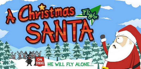 Los mejores juegos de Navidad para Android - a-christmas-santa