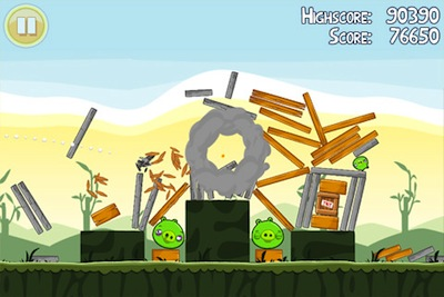 Kit inicial de apps para tu nuevo iPhone o iPod Touch - angry-birds-ios