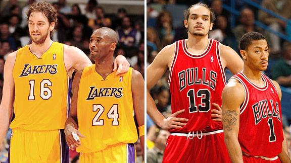 bulls lakers Cómo ver todos los partidos de la NBA por 2 semanas en NBA.TV
