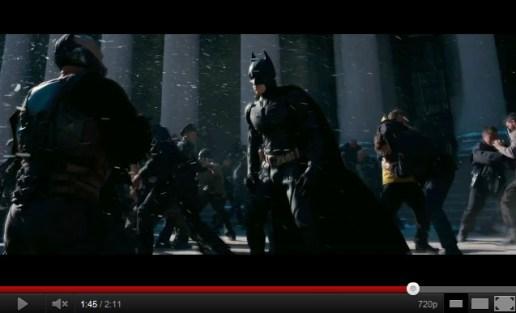 caballero de la noche asciende trailer Segundo tráiler de Batman El Caballero de la Noche Asciende