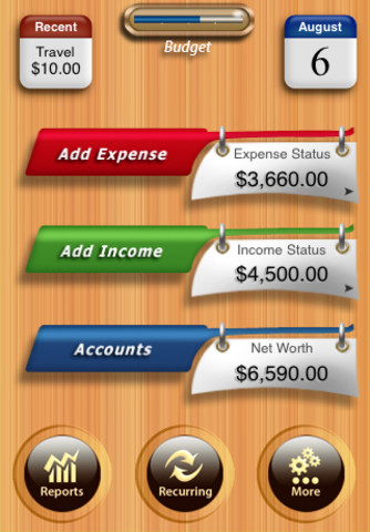 expensense ios Que ahorrar sea tu prioridad este 2012 con estas aplicaciones