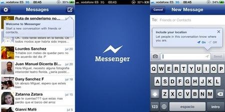 Las mejores aplicaciones sociales para iPhone que nos dejó el 2011 - facebook-messenger-ios