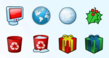 iconos pc navidad Increíbles iconos de Navidad para PC