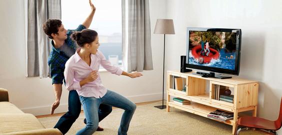 kinect navidad juegos Los mejores títulos de Kinect para jugar en esta Navidad con toda la familia [Parte 2]