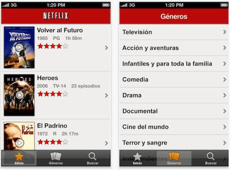 netflix ios america latina Netflix para iOS se actualiza y ya está disponible para América Latina