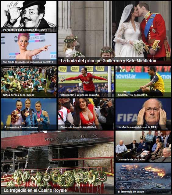resumen 2011 Yahoo! presenta El Resumen del 2011