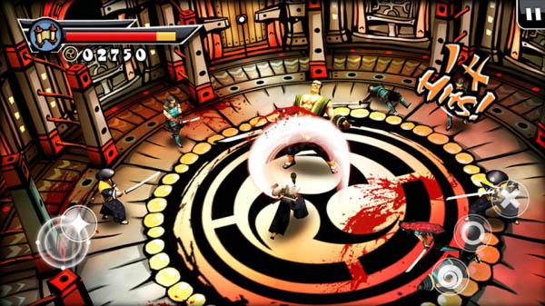 samurai II Vengeance Los mejores cinco juegos compatibles con móviles y tablets Nvidia Tegra
