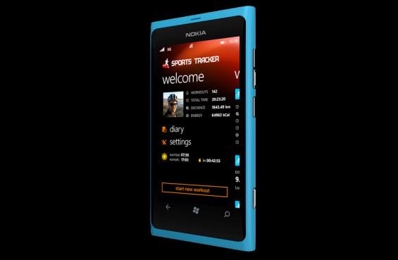 Sports Tracker estrena su aplicación para Windows Phone - sports-tracker-windows-phone