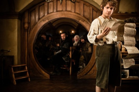 the hobbit an unexpected journey Tráiler oficial de El Hobbit: Un Viaje Inesperado