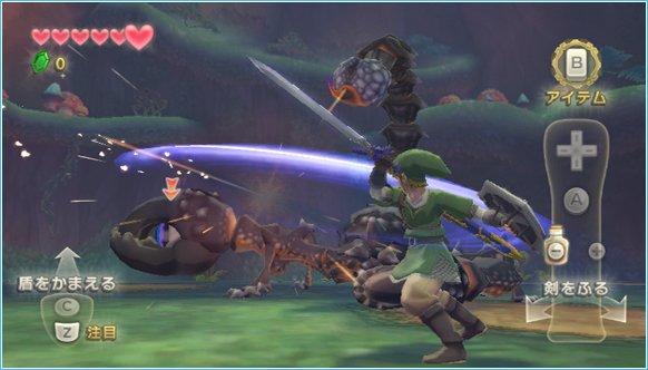The Legend of Zelda: Skyward Sword, el mejor Zelda de la historia [Reseña] - the-legend-of-zelda-skyward-sword-wii_55055-1