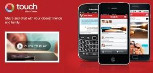 Pingchat, la aplicación de mensajería instantánea multiplataforma para móviles se renueva y se transforma en Touch