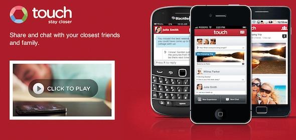 touch Pingchat, la aplicación de mensajería instantánea multiplataforma para móviles se renueva y se transforma en Touch