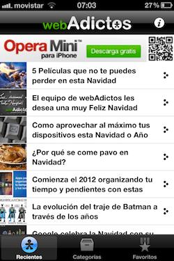 Kit inicial de apps para tu nuevo iPhone o iPod Touch - webadictos-app