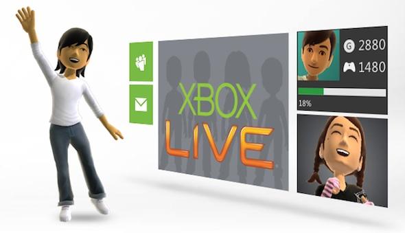 xbox live dashboard Xbox 360 se actualiza y llegan las aplicaciones [Actualizado]