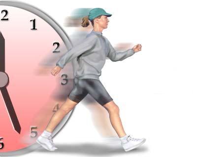 ¿Mejorar tu salud es uno de tus propósitos de Año Nuevo? entonces, camina media hora al día