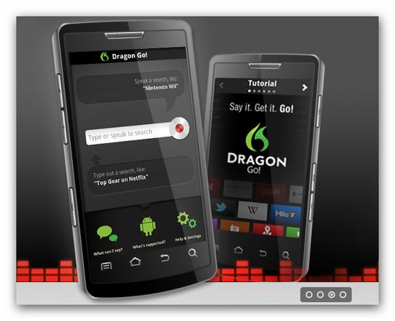 dragon go nuance Nuance anuncia Dragon Go! ¿Alguien dijo Siri para Android?
