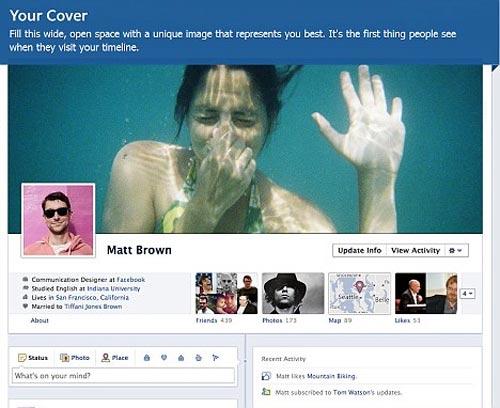 Como personalizar tu Nueva Biografía de Facebook - facebook-biografia