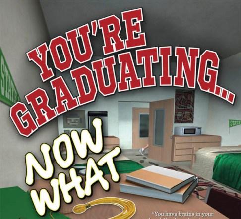 La vida después de la Universidad [Infografía] - life-after-college
