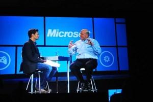 Presentación del Windows 8 [CES 2012]