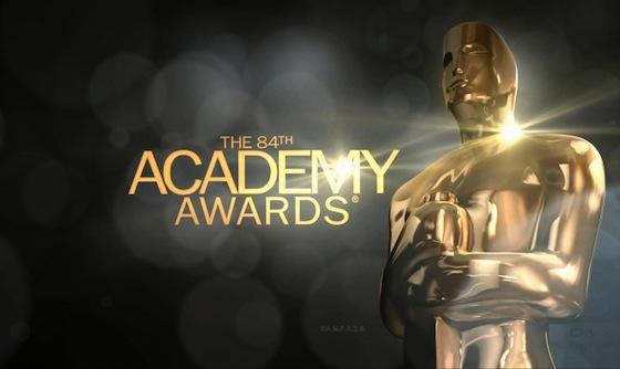 Nominaciones al Oscar 2012
