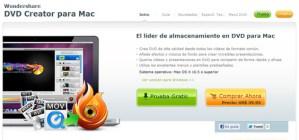 DVD Creator para Mac ahora en español