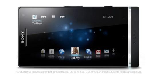 Sony Xperia S, el primer smartphone de Sony sin Ericsson - xperia-s