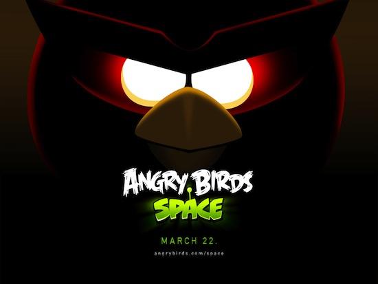 angry birds space Rovio anuncia su nuevo juego, Angry Birds Space