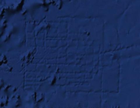 Google Earth desaparece la supuesta Atlántida del mapa - atlantis-google-earth