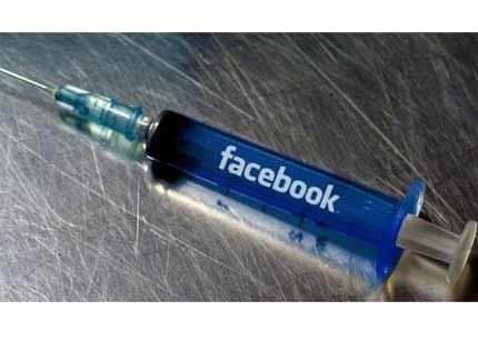 facebook adiccion ¿Eres adicto a las redes sociales?