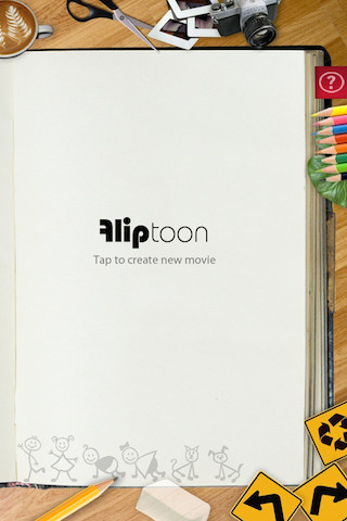 Fliptoon, crea tus propias caricaturas en tu iPhone o iPod Touch