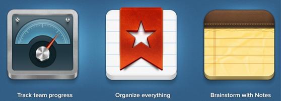 Wunderkit, una nueva herramienta para la gestión de tareas y la colaboración - wunderkit-apps