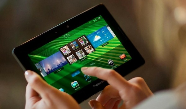 Blackberry os 10 playbook BlackBerry PlayBook tendrá actualización a BlackBerry OS 10, dice RIM