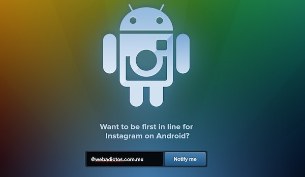 Instagram para Android se acerca, registro abierto - Instagram-android-registro-beta