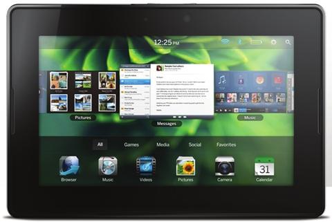 Sacar claves WiFi para BlackBerry PlayBook - blackberry-playbook