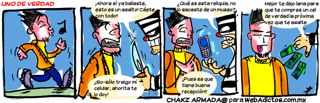 celular robado humor Celular robado [Humor]