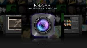 Toma fotos con tu webcam y aplícale efectos con Fabcam