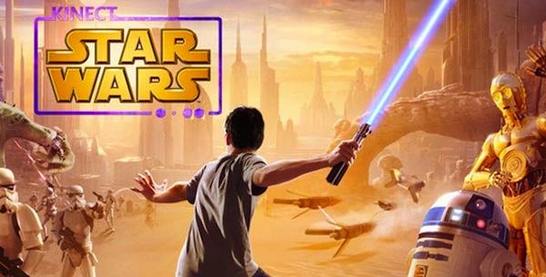 Trailer de lanzamiento de Kinect Star Wars - kinect-star-wars