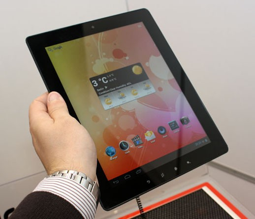 Prestigio MultiPad, tablet con Ice Cream Sandwich por 199 euros - prestigios-multi-9-7-android-4-0-tablet