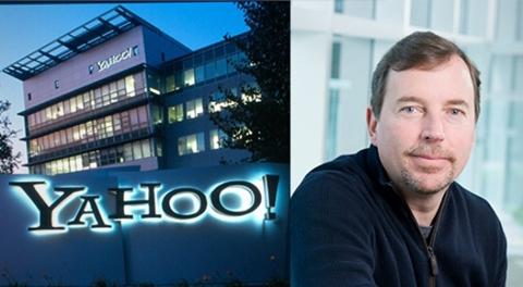 Scott Thompson en sus primeros meses como CEO de Yahoo! - scott-thompson