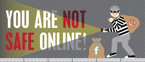 seguridad en internet El porqué no estamos seguros en Internet [Infografía]