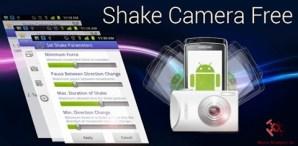 Shake Camera Free, activa la cámara de tu Android con un solo movimiento