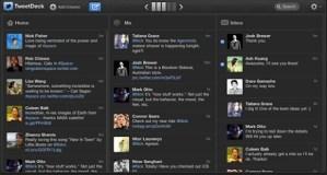 TweetDeck se actualiza y añade funciones que antes tenía