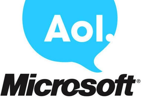 Microsoft compra 800 patentes a AOL por mil millones de dólares - AOL-Microsoft