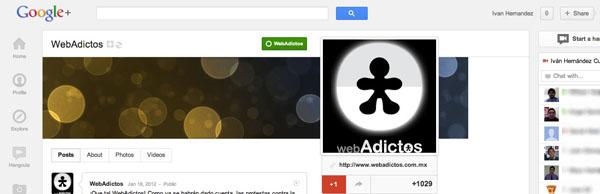 Google plus nueva interfaz Nueva interfaz de Google+ es presentada